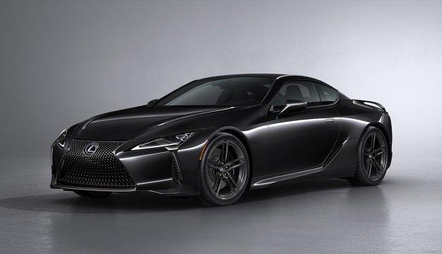 Le za jenikje: Lexus LC 500 Inspiration Series