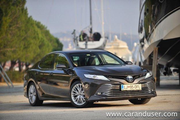 Toyota s 6-odstotnim tržnim deležem v Evropi