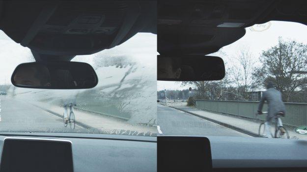 Ford predstavil vetrobransko steklo z vremensko postajo