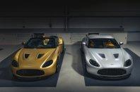 Razkrito: Dva dediča slavnega Aston Martina Vantage V12 Zagato