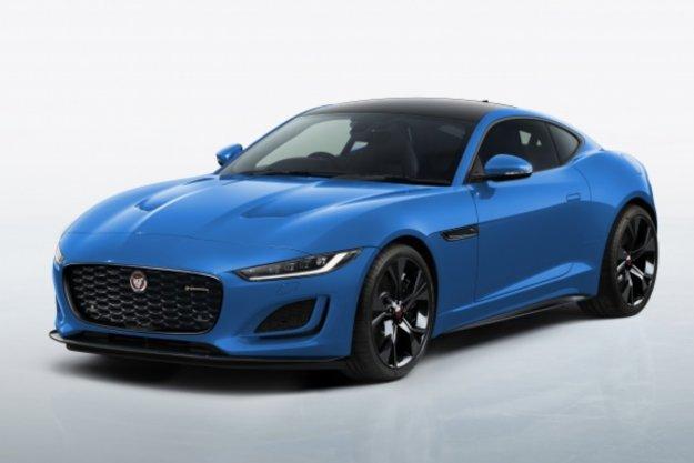 Samo za lokalce: Jaguar F-Type Reims Edition