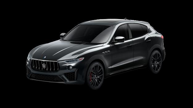 Maserati v novo leto na robu EU s posebno serijo Levanteja in Ghiblija