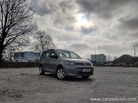 Volkswagen Caddy (2021)