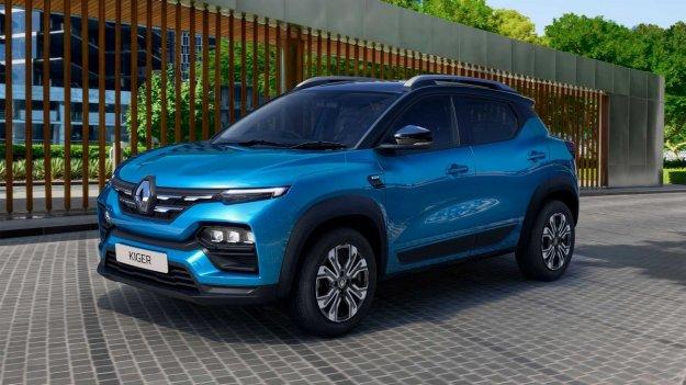 Renaultov mali kri�anec Kiger