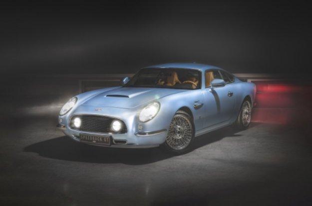 Zadnji Speedback GT dostavljen v Nem?ijo