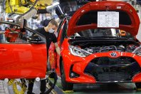 Toyota z novo tovarno v Franciji