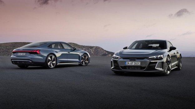 E-tron GT: Audi prihodnosti in prvi elektri?ni RS