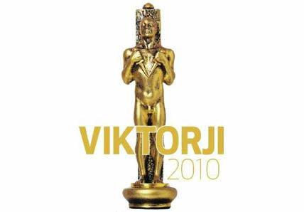 Viktorji 2010: Znana so imena treh najvi�je uvr�?enih v vsaki kategoriji