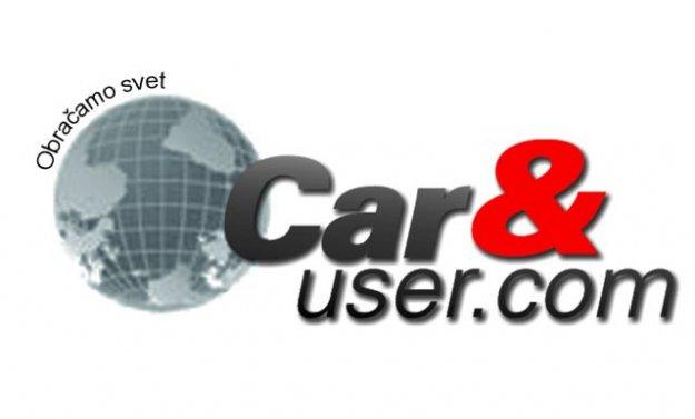CarAndUser.com z novimi funkcionalnostmi