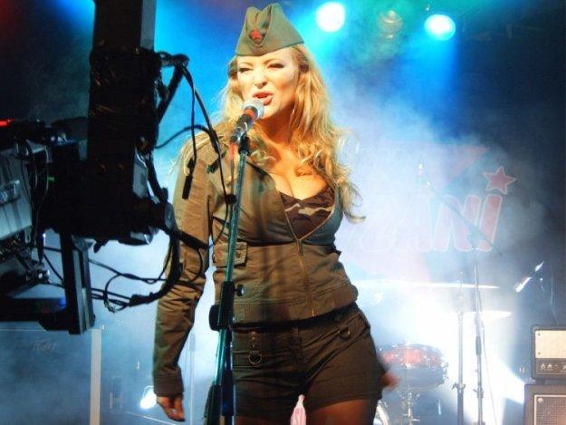 Rock Partyzani z Anko Partizanko