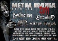 Festival Metal Mania Open Air zopet obujen