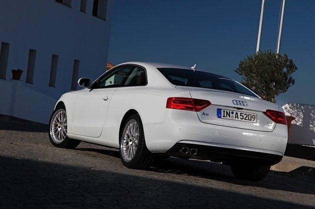 Prenovljeni Audi A5