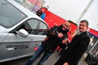 Dejan Zavec sedaj z BMW-jem