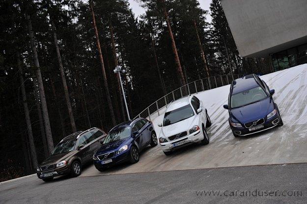 Prenovljeni Volvo XC90
