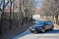 Prenovljena Audi A4 in A4 Avant (2012)