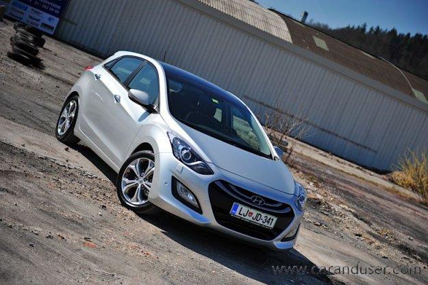 Novi Hyundai i30 (2012)