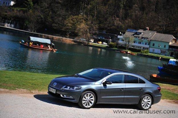 Novi Volkswagen CC in Volkswagen Passat Alltrack