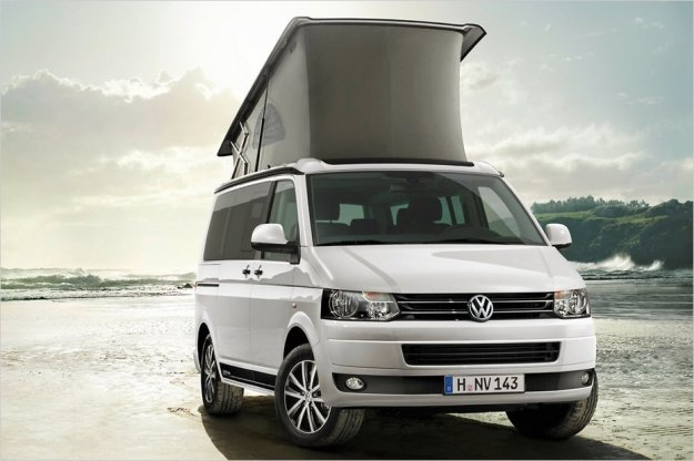 VW California Edition