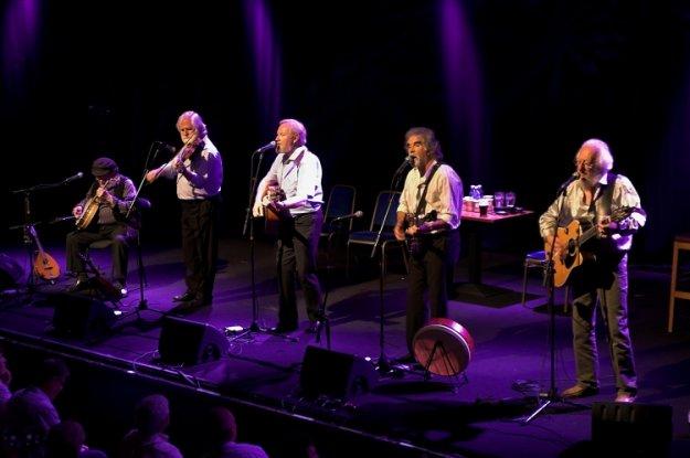 The Dubliners zopet na poti skozi Slovenijo