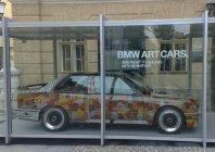 BMW Art Car v Sloveniji