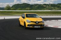 Renault Clio RS 200 in GT-Line