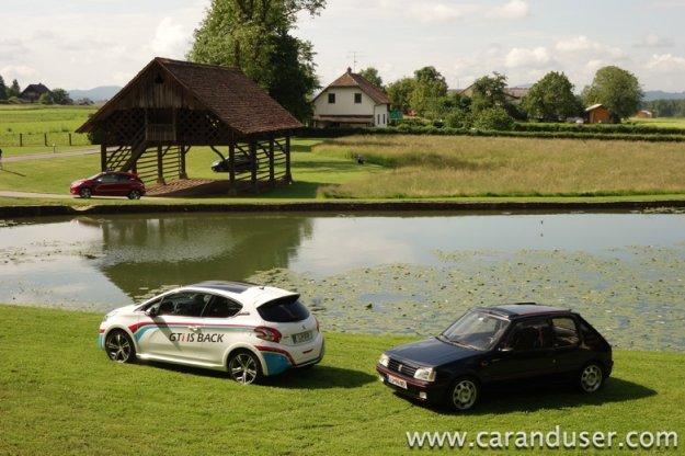 Peugeotov trojček