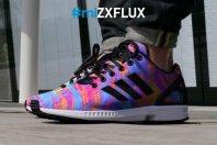 Dodajte copatom osebno noto z novo adidasovo aplikacijo #miZXFLUX