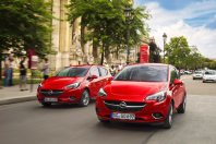 Priznanje za Opel Side Blind Spot Alert