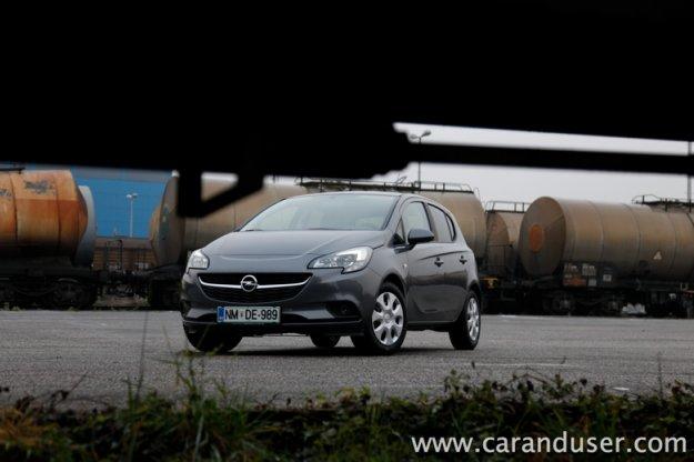 Nova Opel Corsa (2014)
