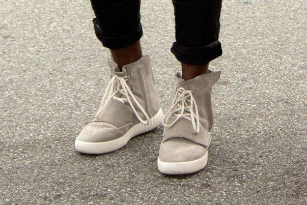 Kanye West razkril te�ko pri?akovane copate Yeezy Boos