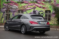 Mercedes Benz CLA Shooting Brake (2015)