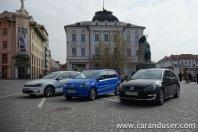 Volkswagen napada z elektriko