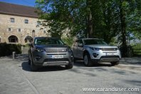 Land Rover Discovery Sport (2015)