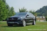 Mercedes-Benz GLE Kupe