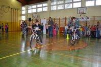 Varno na kolesu na prometnem dnevu v Morav?ah poskrbel za pou?no zabavo