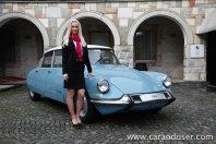 60 let avtomobilske znamke DS